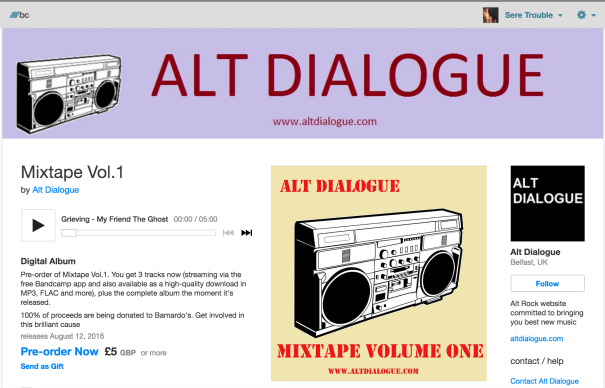 AltDialogue Mixtape Vol. 1