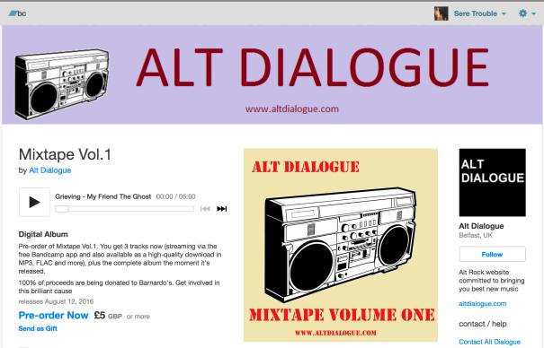 AltDialogue Mixtape Vol. 1